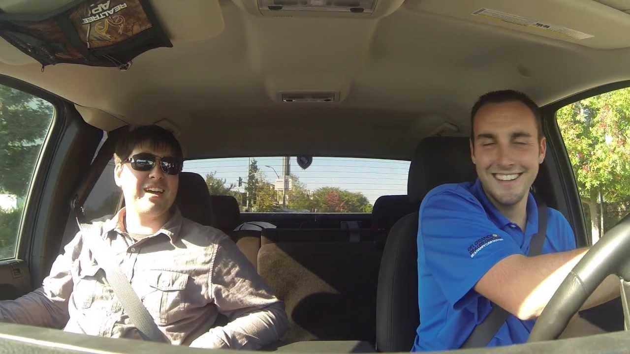 2014 Dodge Durango HEMI V8 0-60 MPH UNDER 8 SECONDS! - YouTube
