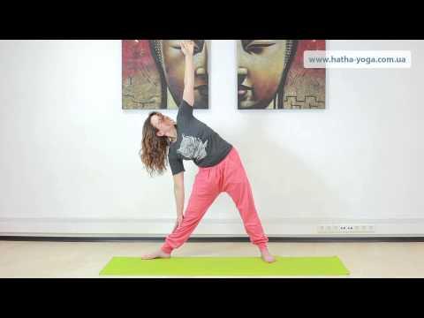 Йога. 9 Упражнений для Беременных
