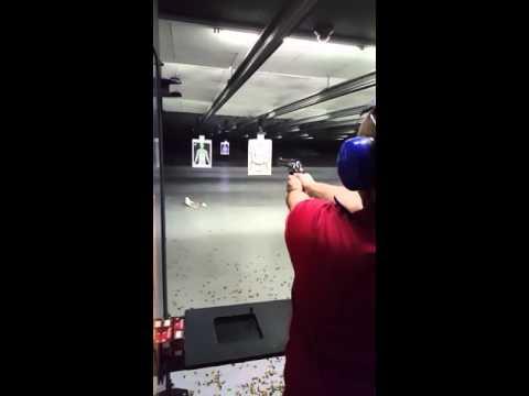 Shooting S&W 460XVR