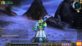 [Break dance in Warlords of Draenor] Video