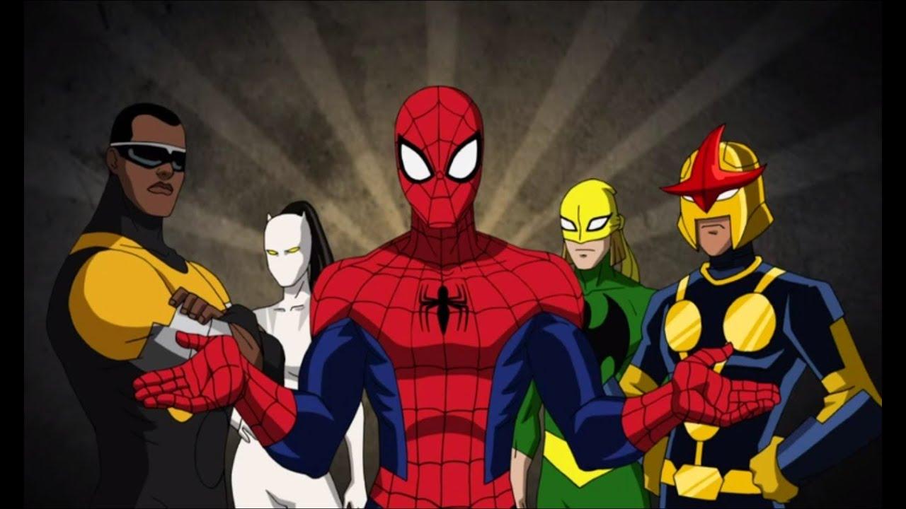 человек паук великий фото