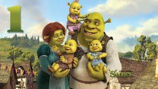 Zagrajmy W: Shrek Forever #1 Droga Do Obozu