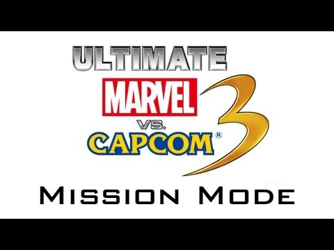Ultimate Marvel vs Capcom 3 Missions - Doctor Doom