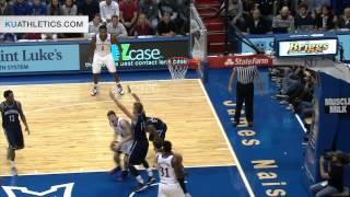 Kansas Defeats Washburn // Kansas Men's Basketball // 11.3.14