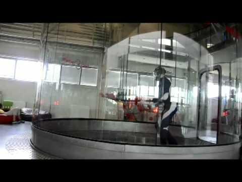 Indoor Skydiving - 17.6.2012 - Skydive Arena Praha