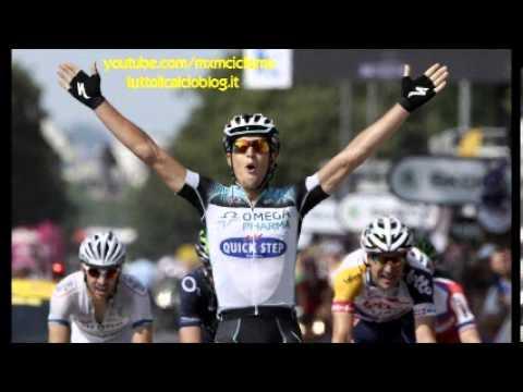 Tour de France 2013 alla Radio - Arrivo 14° Tappa (LIONE) Radiocronaca di Giovanni Scaramuzzino