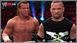 WWE 2K14 Road Dogg Billy Gunn The New Age Outlaws