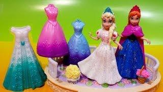 Disney Princess MagiClip Collection Frozen Movie Queen