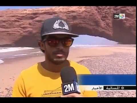 شهادات حزينة للسياح بعد انهيار قوس شاطئ الكزيرة