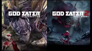 GOD EATER 2 Rage Burst - Steam Trailer