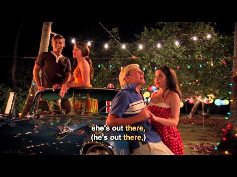 Teen Beach Movie - Meant To be - Sing-a-Long!