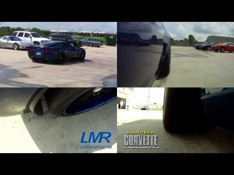750hp Corvette Burnout