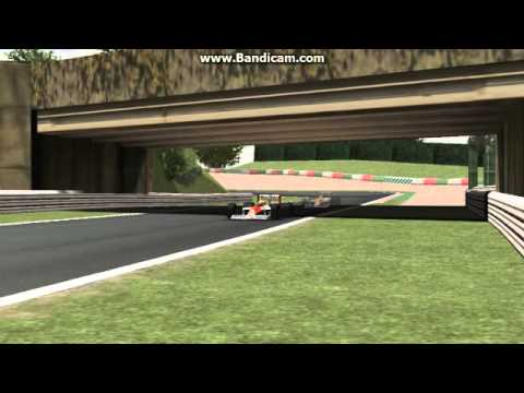 GTR 2 PC . No Driving Helps . F1 Mclaren MP4/4 1988 . Suzuka GP Addon Track . G27 Wheel