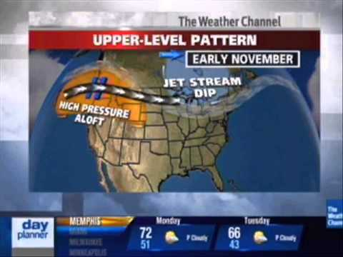 The Weather Channel's Official Winter 2013-14 Forecast - YouTube