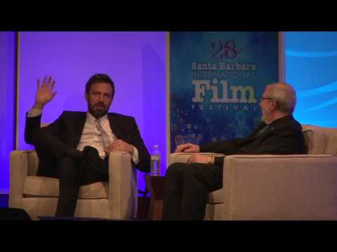 SBIFF 2013 - Modern Master Award to Ben Affleck (Highlights)