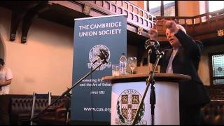 Greg Dyke, The Cambridge Union Society