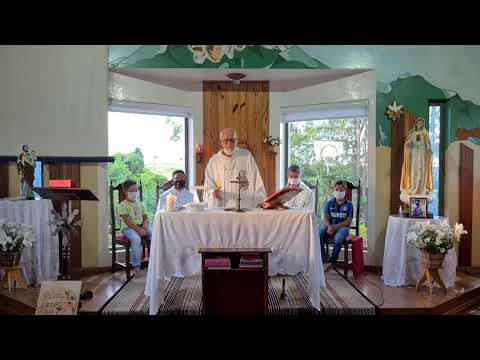 Santa Missa | 23.01.2021| Sábado | Padre José Sometti | ANSPAZ