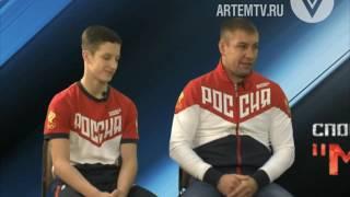 Спортклуб. Чемпион мира по самбо 2016 Евгений Ерёмин