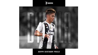 Happy birthday, Paulo Dybala!