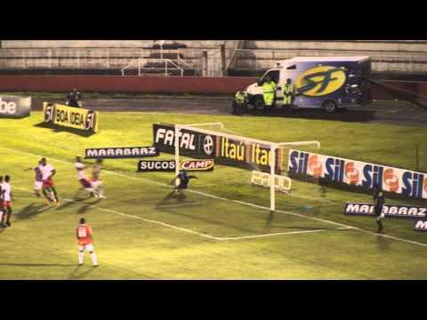 Botafogo SP 2-1 Penapolense
