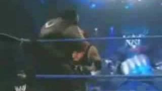 WWE 2008 SBT UNDERTAKER X MARK HENRY E MATT STRIKER