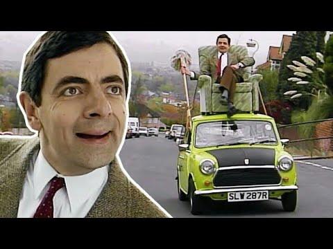 New 😂🤣😂 MR Bean : funny car status most popular key of creation