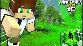Chiếc Đồng Hồ Biến Hình | Minecraft Roleplay: Ben 10 #1