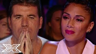 TOP 3 EMOTIONAL AUDITIONS From X Factor UK | X Factor Global