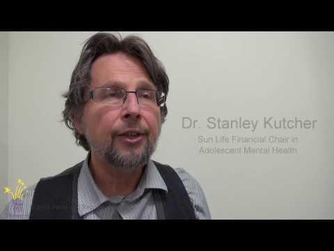 Healthy Minds, Healthy Children - Dr Stan Kutcher, Sun Life Financial Chair