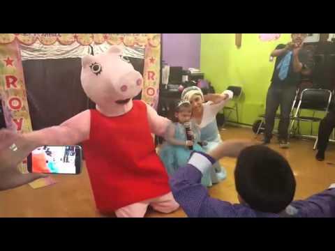 show de peppa pig para fiestas df,show de peppa pig precios