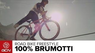 Skill gila Freestyle sepeda