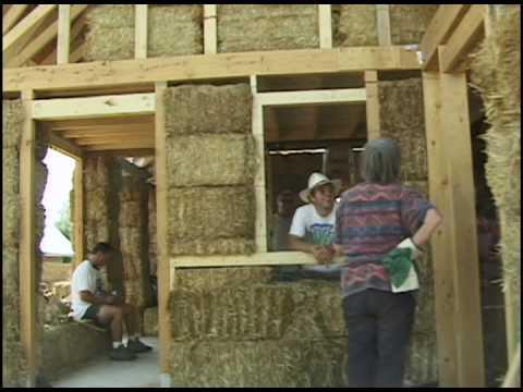 Dom drewniany - ekologiczny dom