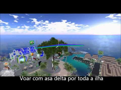 Grupo Ajuda SL Brasil Second Life