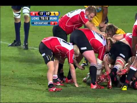 Vodacom SupeRugby - Round 14 Highlights