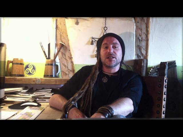 ELUVEITIE - THE EARLY YEARS (out August 17th): Interview with Chrigel Glanzmann