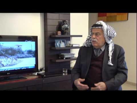 المناضل  برهان جرار - رحمه الله - في برنامج حكاية صورة لفضائية عودة