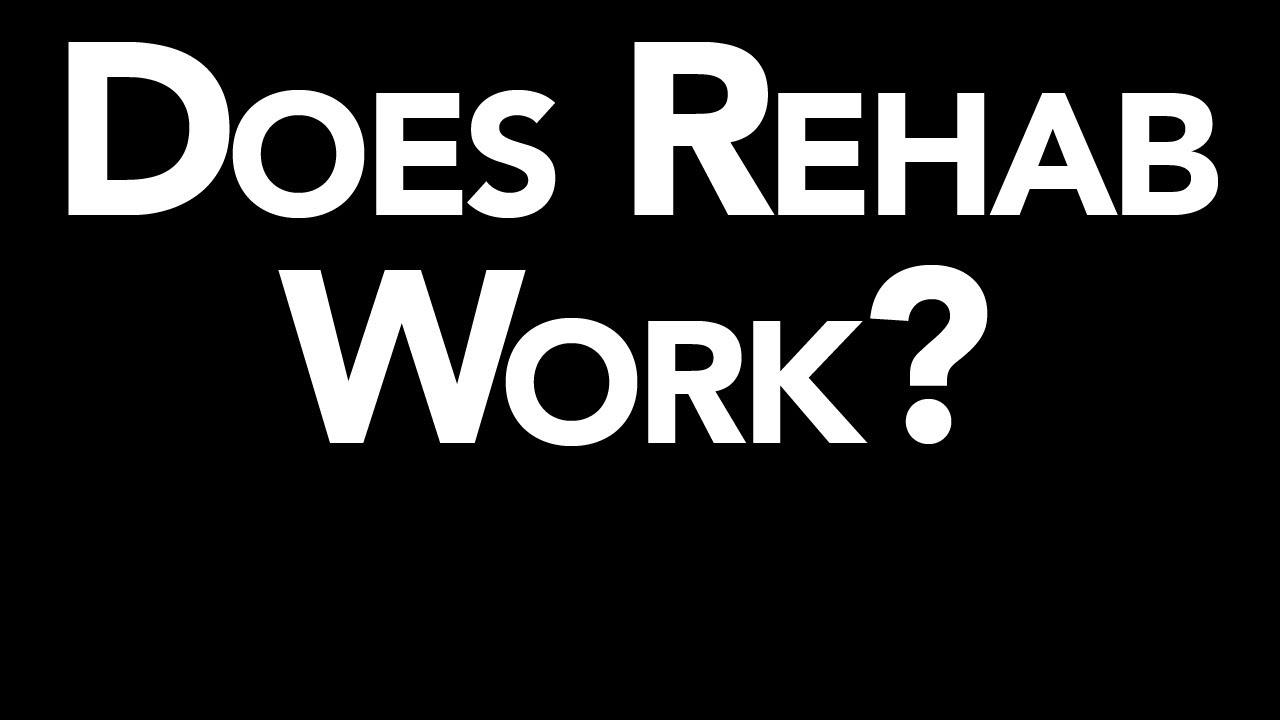 Does Drug Rehab Work? The Treatment Center - YouTube