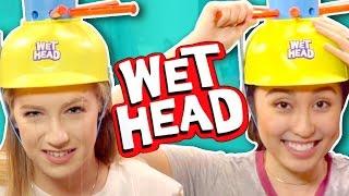 WET HEAD CHALLENGE (Squad Vlogs)