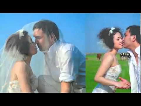 Album cưới theo kịch bản   Chuyện tình thảo nguyên