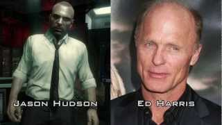 Call Of Duty: Black Ops Characters And Voice Actors