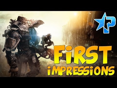 TITANFALL - First Impressions! (Titanfall Xbox One Multiplayer Beta Gameplay)