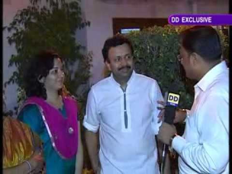 DD Exclusive: Interview with Prakash Javadekar's family