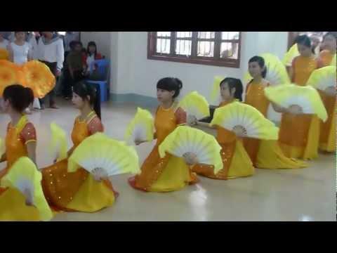 [52K5-307] Múa: Nơi đảo xa - Tốp múa nam nữ