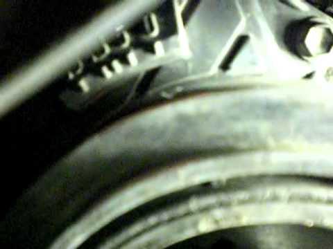 Установка сальника распредвала двигателя 3S-FE