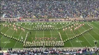 University Of Michigan: Lady GaGa Halftime Show