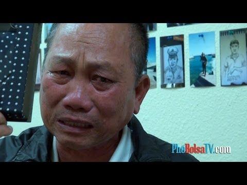 Cựu thiếu úy Nguyễn Ngọc Lập gặp thứ trưởng Nguyễn Thanh Sơn ở quận Cam