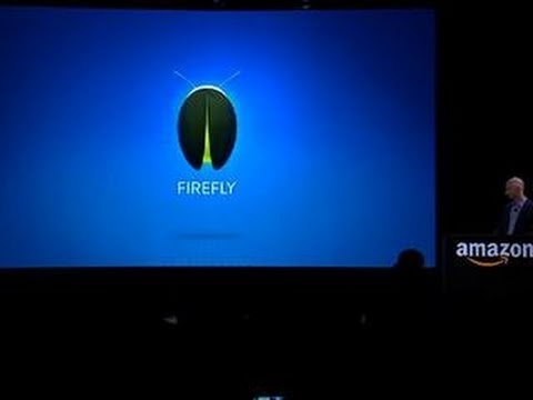 Amazon debuts Firefly technology