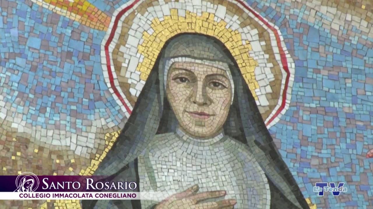 Santo Rosario per le vocazioni - 12 maggio - Collegio Immacolata Conegliano
