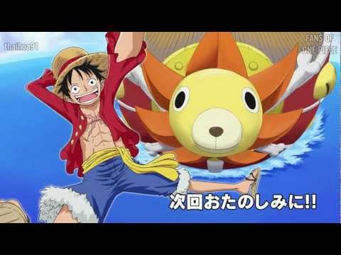 One Piece Episode 589 Preview Việt Sub