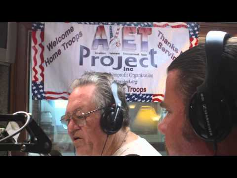 American Warrior Radio with AVET Project on Vietnam vet claims